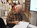 Don Rosa at Helsinki Book Fair 2018 (another picture).jpg