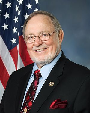 United States congressional delegations from Alaska - Rep. Don Young (R)
