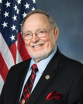 Alaska's at-large congressional district - Image: Don Young, official 115th Congress photo portrait