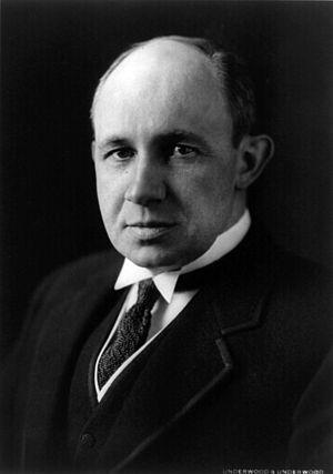 Donald Richberg - Donald R. Richberg in 1929