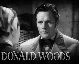 Donald Woods (actor) - Woods in The White Angel (1936)