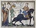 Douce Apocalypse - Bodleian Ms180 - p.015 Third Horseman.jpg