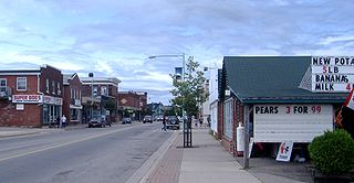 Sussex, New Brunswick Town in New Brunswick, Canada
