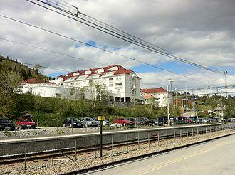 Geilo - Dr Holms Hotel