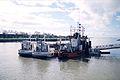 Dragage du Bassin d'Échouage du Vieux-Port de La Rochelle en 2000 (4).jpg