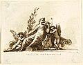 Drawing, Matrimonial Chastity, Sala di Corneglia, Palazzo Cavina, Faenza, 1816 (CH 18122711).jpg