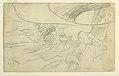 Drawing, Two Women Lashed to a Boat's Mast, 1895 (CH 18174405).jpg