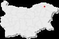 Dulovo location in Bulgaria.png