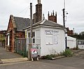 Dunbar railway station, East Lothian - old freight yard building.jpg