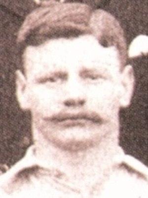 Duncan McLean (footballer, born 1869) - Duncan McLean in 1892