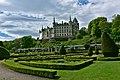 Dunrobin Castle formal gardens 2017-05-22 01.jpg