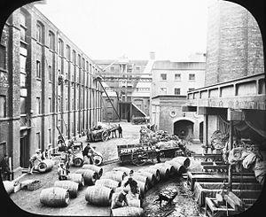 Dunville & Co - Image: Dunville Distillery, Belfast