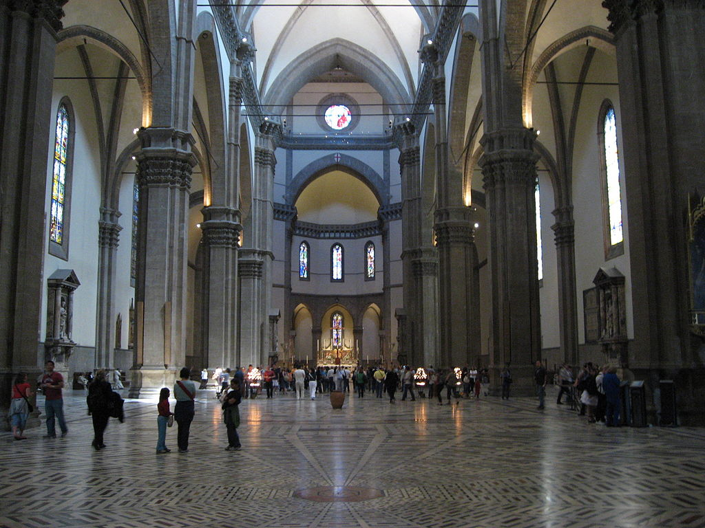 Санта Мария дель Фьоре , Дуомо Флоренция