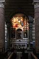 Duomo di Volterra, Altare della Madonna del Rosario 01.JPG
