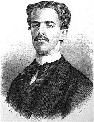 Amadeo I of Spain - The Duke of Aosta in 1870.