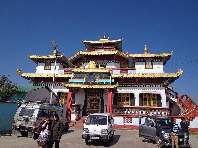 Durpin Monastery in Kalimpong