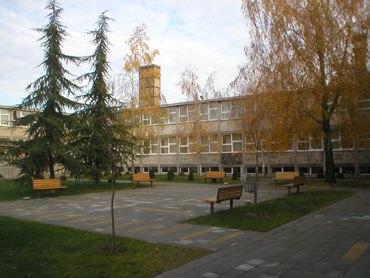 Dvoriše Škole primenjenih umetnosti