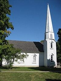 Dwight IL Pioneer Gothic Church7.JPG