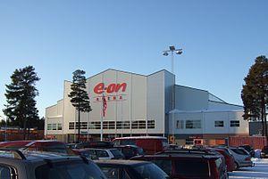 NHK Arena - Image: E.ON Arena 07