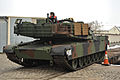 EAS M1A2s arrive in Grafenwoehr (12234458213).jpg