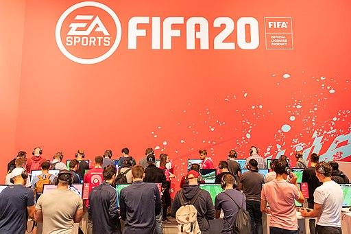 EA Sports FIFA 20 gaming Gamescom 2019 (48605678101)