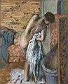 EDGAR DEGAS 1834 - 1917 APRÈS LE BAIN (FEMME S'ESSUYANT).jpg
