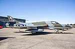 EGSX - Hawker Hunter T7 - WV372 (29888678108).jpg
