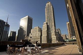 Eurasia Group - Eurasia Group's New York City headquarters