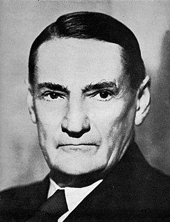 Ernest George Jansen south African politician