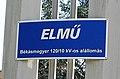 ELMŰ substation, 2018 Békásmegyer.jpg