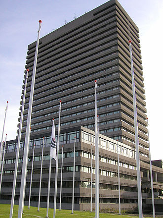 European Patent Office - Branch of the EPO at The Hague, Netherlands (more precisely at Rijswijk, a suburb of The Hague).