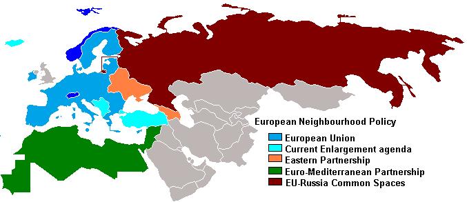 EU neighbourhood initiatives