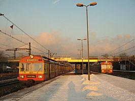 Gdańsk Stocznia railway station