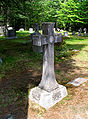 E L Trudeau gravestone.jpg