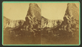 Eagle Rock, Glen Eyrie, Colorado, by Duhem Brothers.png