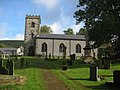Earl Sterndale - St. Michael's Church and Churchyard - geograph.org.uk - 1514007.jpg