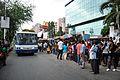 Earthquake Leads Office Evacuation - Sector-V - Salt Lake City - Kolkata 2015-04-25 5984.JPG