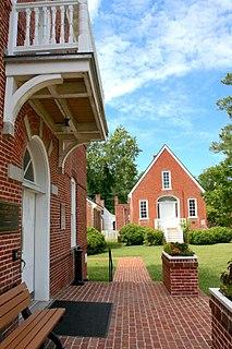 Eastville, Virginia Town in Virginia, United States