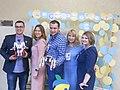 EdCamp Kharkiv 2016, заключний день, організатори DSCN6808 01.JPG