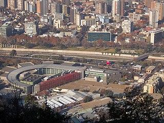 Televisión Nacional de Chile Chilean public service broadcaster
