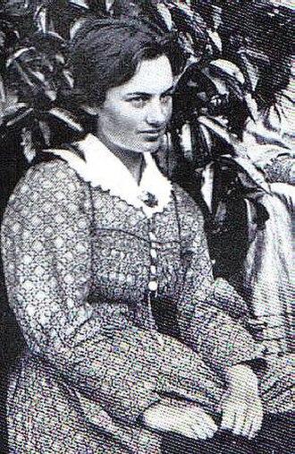 Edith Durham - Image: Edith Durham