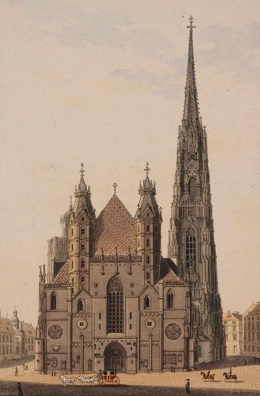 Eduard Gurk Sankt Stephan
