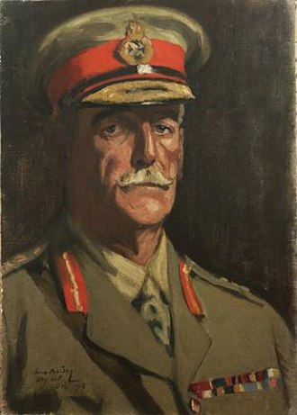 Edward Bulfin - Lieutenant General Sir Edward Bulfin