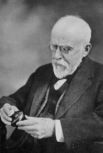 Edward S. Morse - 1930 photograph of Edward S. Morse