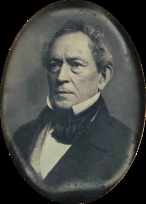Edward Everett - Daguerreotype, 1850s
