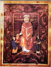 Egbert (Archbishop of Trier) - Wikipedia, the free encyclopedia