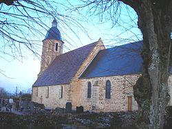 Eglise Saint-Georges Orgères 01.JPG