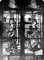 Eglise Saint-Martin - Vitrail, baie 2 (détail), Sainte Marie-Cleophe et sainte Marthe - Montmorency - Médiathèque de l'architecture et du patrimoine - APMH00005382.jpg