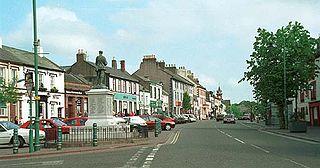 Egremont, Cumbria town in the Borough of Copeland in Cumbria, England