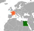 Egypt France Locator.png